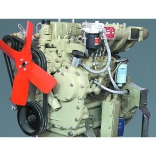 Двигатель Weichai 4RMAZG 83kW (новый)