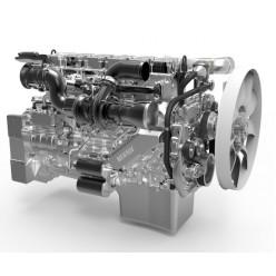 Двигатель в сборе WD10G220E11 б/у