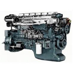 Двигатель в сборе WD615.95 б/у
