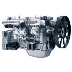 Двигатель в сборе WEICHAI WD615.50 Б/У
