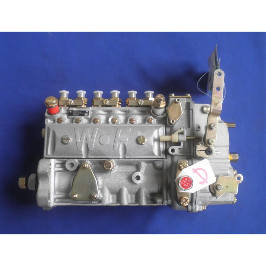 схема топливный насос высокого давления howo евро-3