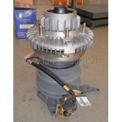 Привод вентилятора, WD10, ( в сборе), 612600100188, 612600100157