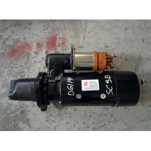 Стартер бульдозер Shantui SD16, D11-101-13B