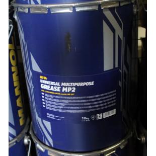 Смазка Mannol SCT MP-2, (18 кг), 8114