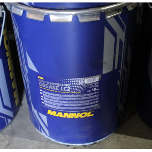 Смазка противозадирная, термостойкая, Manol LC-2, (18 кг), 8116