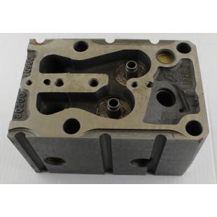ГБЦ (ЕГР), HOWO A7, HOWO-5707, WD-615.47, E-2, (2 клапана, 6 шпилек), 1096040020R