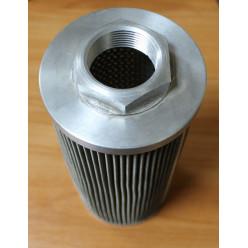 Фильтр гидравлический, всасывающий (100x40x215)