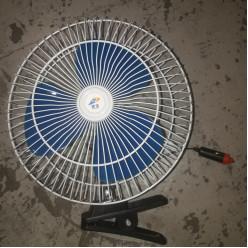 Вентилятор автомобильный 24V (300мм)