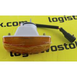 Повторитель поворота, жёлтый, HOWO, WG9925720014