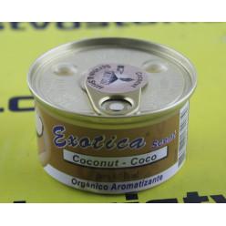 Ароматизатор  ж/б Exotica Кокос. Exotica Scent Counter Display  Coconut (Exotica) ESC24-COC