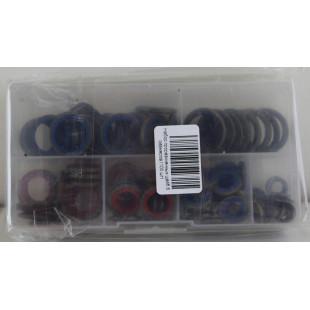 Набор шайб обратки (маленький, 6 размеров, 100 шт), WXF-05, 17027