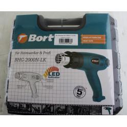 Фен технический, BORT, BHG-2000N-LK, 91275431