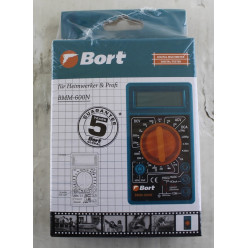Мультитестер, BORT, BMM-600N, 91271167