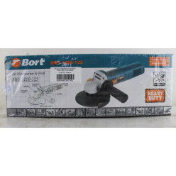 Машина шлифовальная (угловая), BORT, BWS-1000-125, 91275356