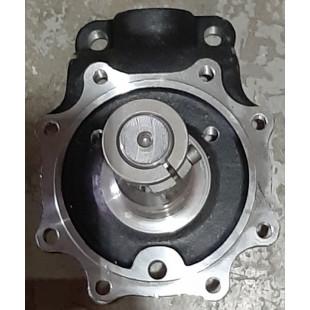 Кулак поворотный (правый, цапфа, D=50 мм), SHAANXI, F2000, 81.44201.0144